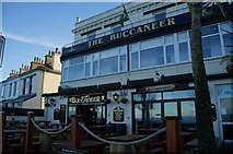 SX9265 : The Buccaneer on Babbacombe Downs Road by Ian S