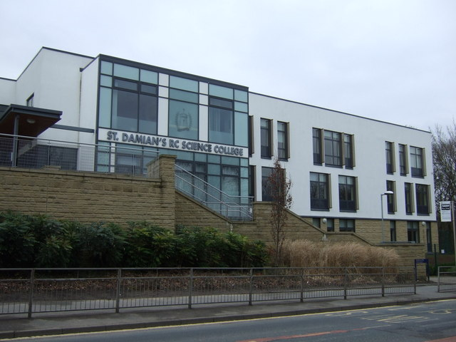 St Damian's RC Science College