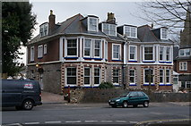SX9265 : Houses on St Albans Road, Babbacombe by Ian S