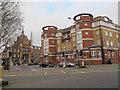 TQ3379 : Junction of Tower Bridge Road and Bermondsey Street by Stephen Craven