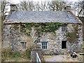 NR8596 : Building at Kilbride Farm by Patrick Mackie