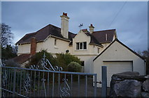 SX9265 : House on Babbacombe Downs Road by Ian S