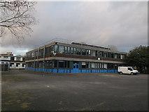 TQ3479 : Former Southwark College, Bermondsey (3) by Stephen Craven