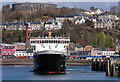 NM8529 : Lord of the Isles leaving Oban (1) by The Carlisle Kid