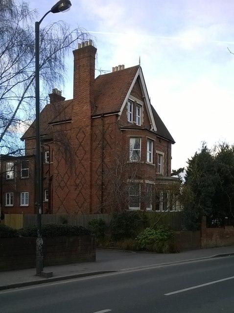Victorian villa, Ridgway, Wimbledon