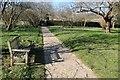 TQ6723 : Gardens at Bateman's by Philip Halling