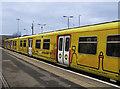 SJ2990 : Merseyrail class 508 EMU at Birkenhead North by William Starkey