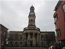 SJ8298 : St Philip's Church by John Slater