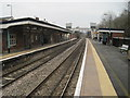 SO5058 : Leominster railway station, Herefordshire by Nigel Thompson