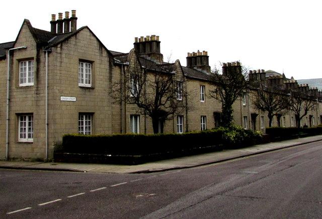 London Street chimneys, Swindon