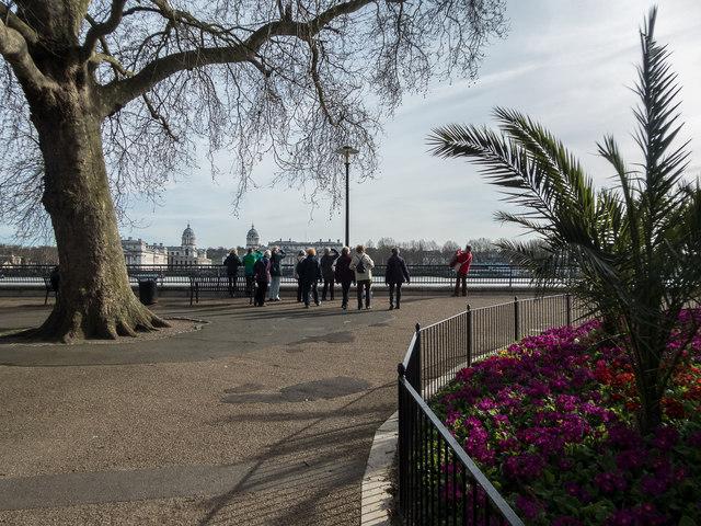 Island Gardens, London E14