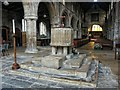 TF3224 : Interior of the Church of St Mary, Whaplode by Dave Hitchborne