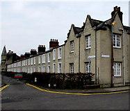 SU1484 : Former GWR houses, Faringdon Road, Swindon by Jaggery