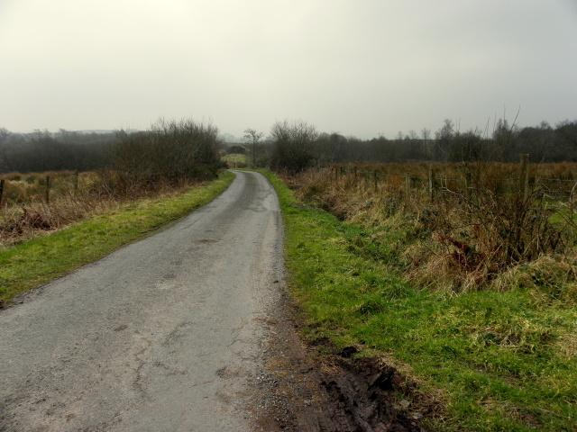 Greenhill Road, Ballymackilroy