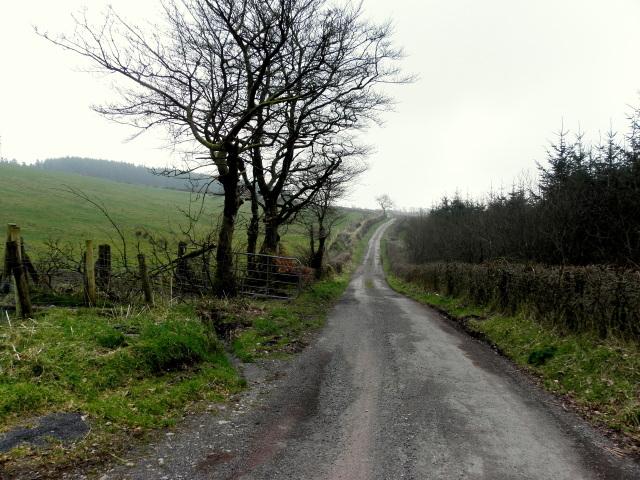 Greenhill Road, Tullyglush