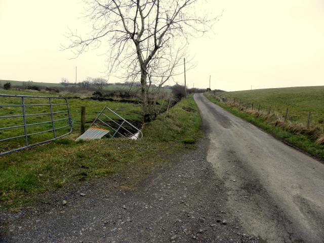 Greenhill Road, Knockonny