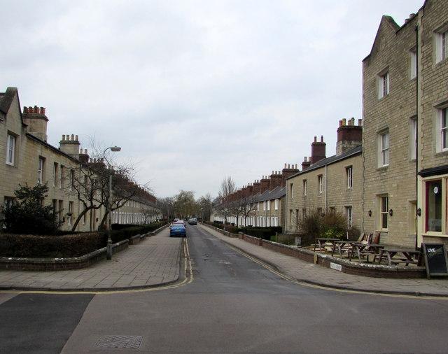 Exeter Street, Swindon