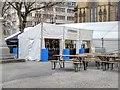 SJ8398 : O'Brien's Festival Bar, Albert Square by David Dixon