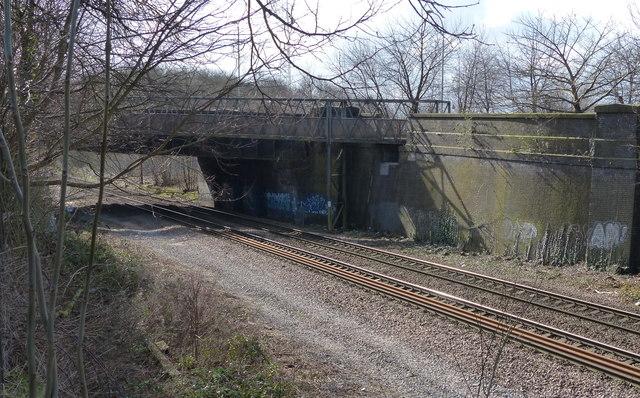 Welford Road bridge