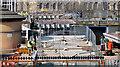 J3474 : New Lagan weir footbridge, Belfast - March 2015(14) by Albert Bridge