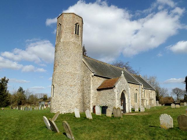 St.Mary's Church, Rushall