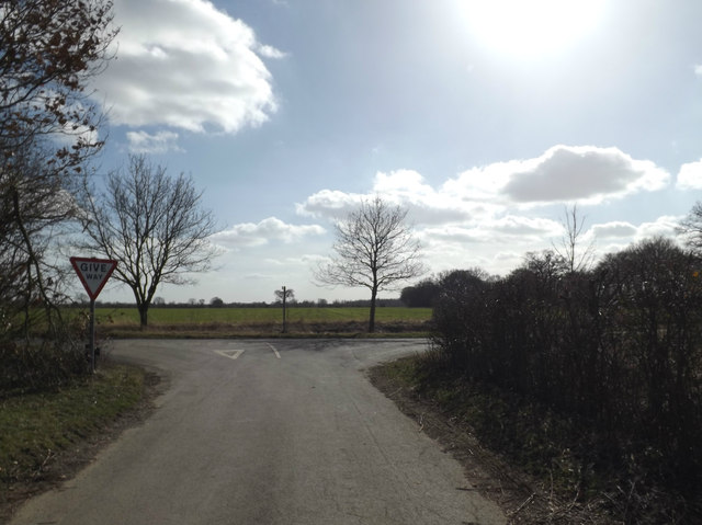 Cutting's Road, Rushall