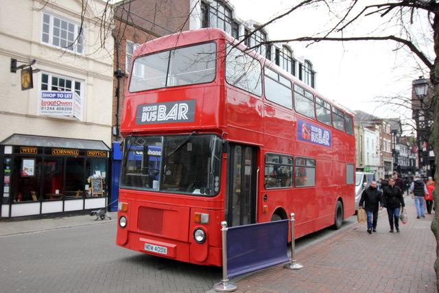 Bus Bar, Northgate Street