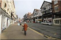 SJ4066 : Bridge Street,Chester by Jeff Buck