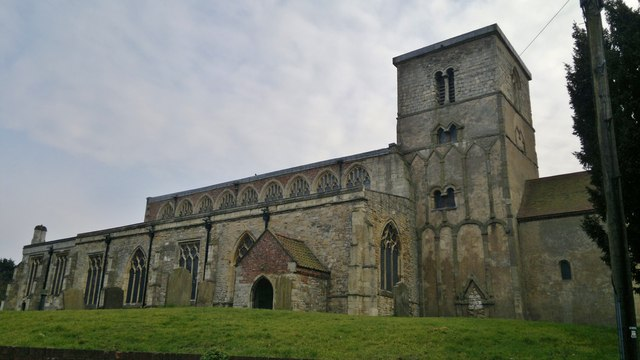St Peter's Anglo Saxon church, Barton upon Humber