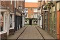 TF3287 : New Street by Richard Croft