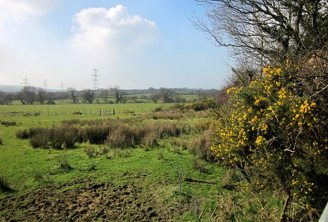 Farmland near Canworthy