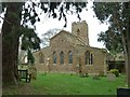 SP7261 : Duston - St Luke's - West End by Rob Farrow