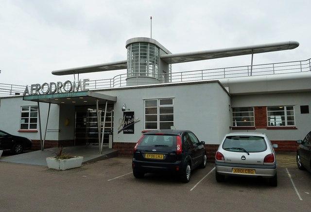 Aviator Hotel Restaurant, Sywell