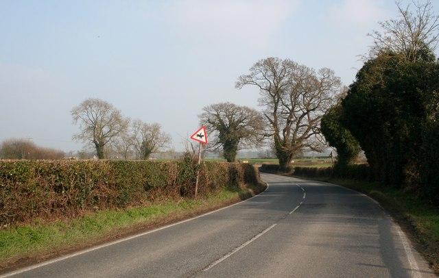 Bridle Path Warning
