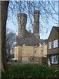 TQ3286 : The Castle, Green Lanes by Marathon