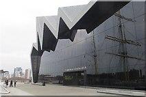 NS5565 : Riverside Museum by Richard Webb