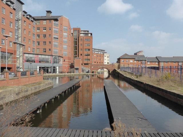 Ducie Street canal basin