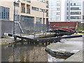 SJ8498 : Rochdale Canal, lock No. 84 by Chris Allen