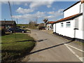 TM2281 : Burnthouse Lane, Needham by Geographer