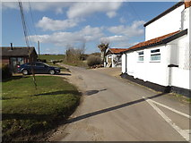 TM2281 : Burnthouse Lane, Needham by Adrian Cable