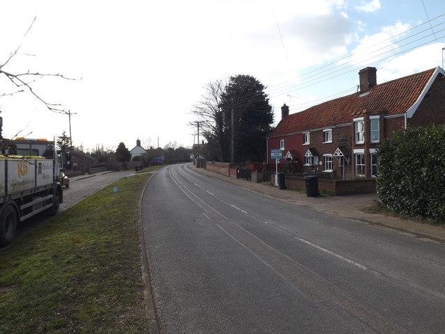 High Road, Needham