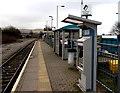SS8591 : Ticket machine, Maesteg railway station  by Jaggery