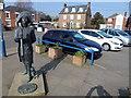 TF2035 : Matthew Flinders, born in Donington 1774 by Richard Humphrey