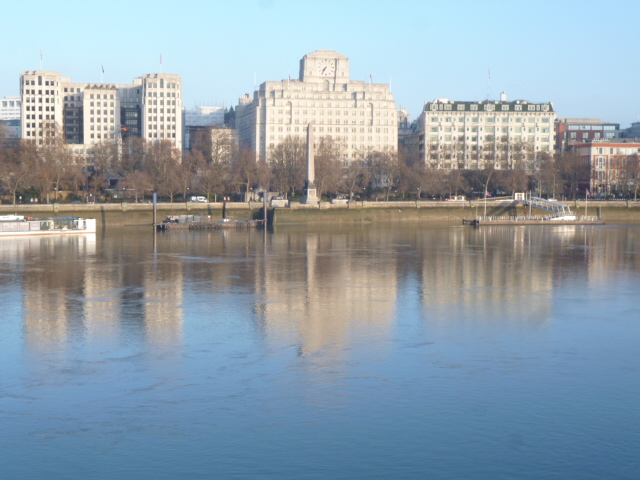 River Thames from the South Bank