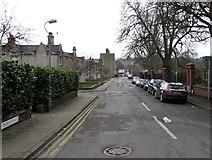 SU1484 : Church Place, Swindon by Jaggery