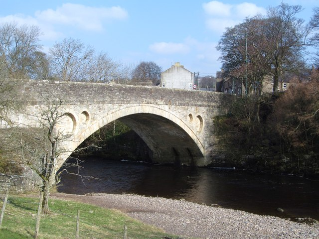Middleton Bridge, Middleton-in-Teesdale