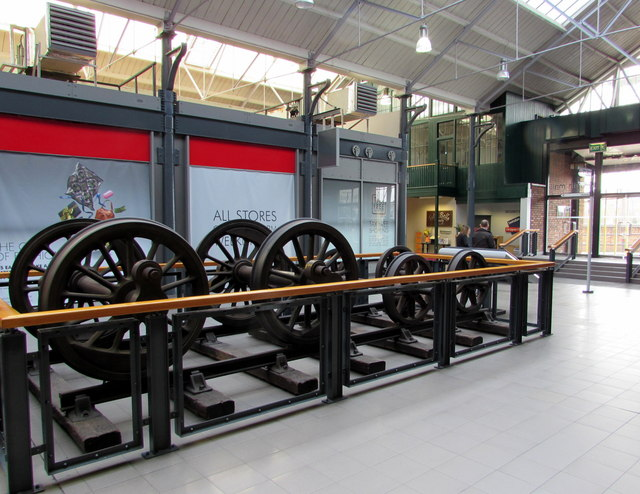 Wheels in South Mall, Swindon Designer Outlet