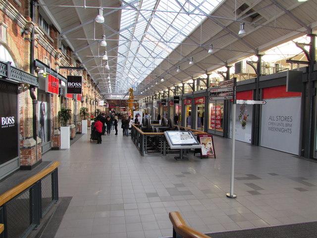 South Mall, Swindon Designer Outlet