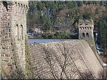 SK1789 : Derwent Dam by Chris Beaver