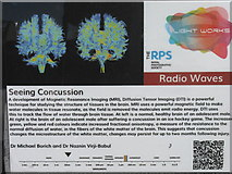 NT2574 : The use of radio waves to identify concussion by M J Richardson